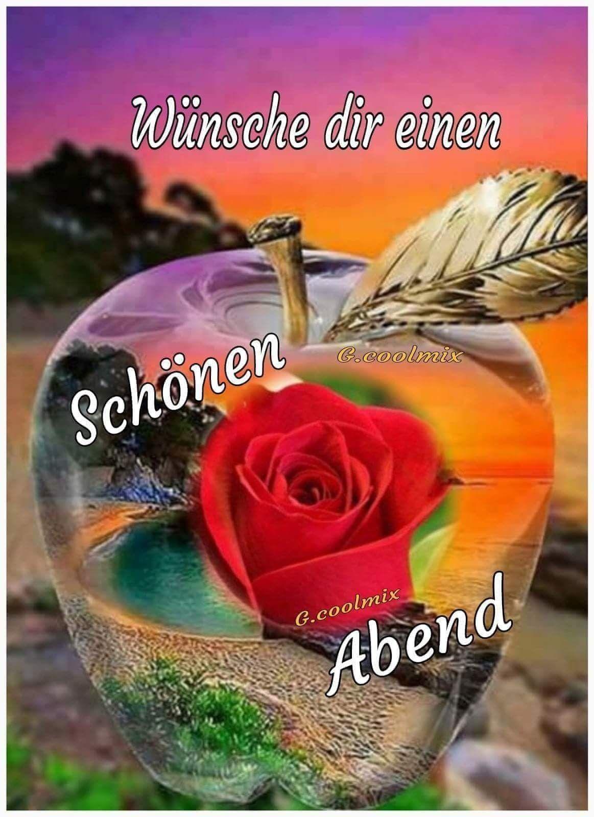 Pin von Heinrich Thoben auf Guten Abend | Schönen abend