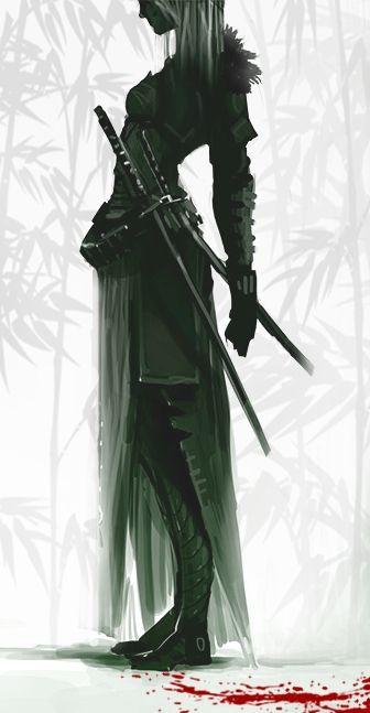 Ninja girl art xxx
