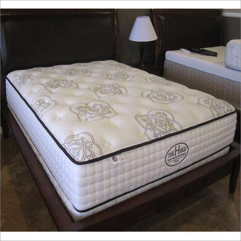 Luxury Hotel Collection Bedding Mattress H Bed 13 Inch Plush Foam