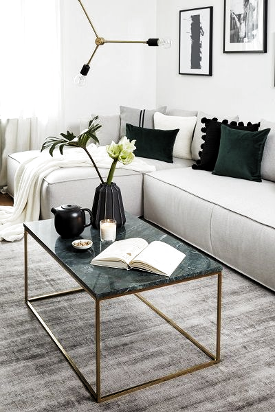 Kaufen Sie Couchtische Couchtische Online Westwingnow Post Tags In 2020 Marble Tables Living Room Marble Coffee Table Coffee Table