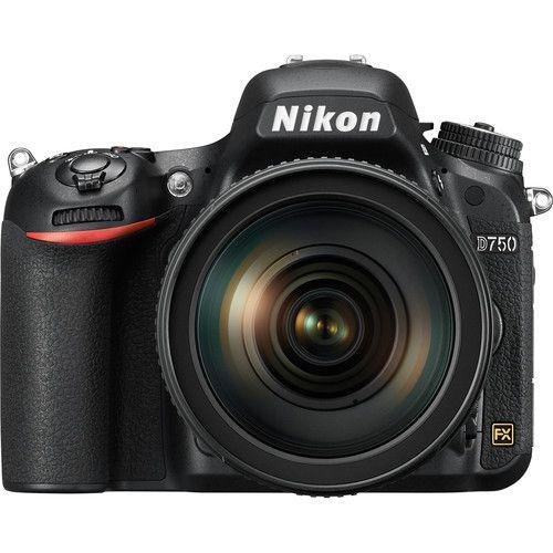 Nikon D750 Dslr Camera With 24 120mm Lens Nikon Dslr Nikon Camaras Compactas