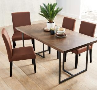 Nevada 6 Seater Dining Table From The Next Uk Online