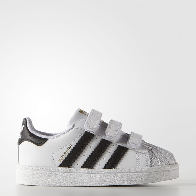 pretty nice 35436 35a2f adidas - Tenis Superstar Foundation Velcro Niños