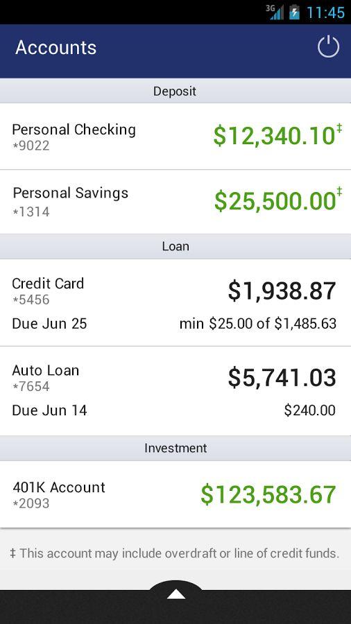 My Increased Bank Balance Banking App Mobile Banking Banking