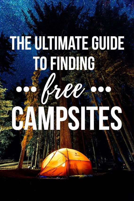 The Ultimate Guide to Finding Free Campsites in the US