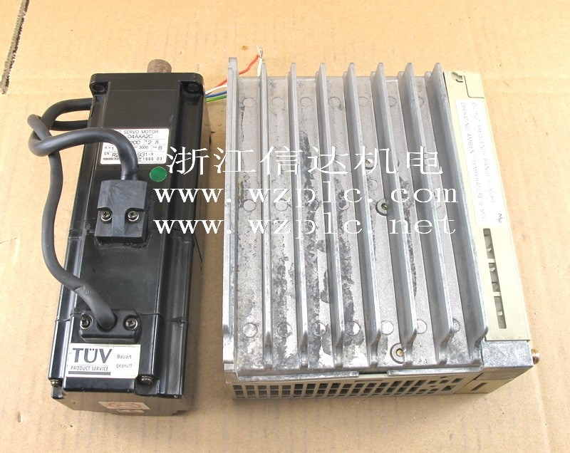 480.00$  Watch now - http://aliro6.worldwells.pw/go.php?t=32728143328 - Servo motor drive plus SGDM-04ADA 32 SGMAH-O4AAA2C 480.00$