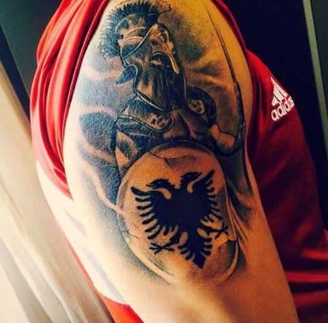 172111764 Illyrian Blood Tattoo | ALBANIAN TATTOOS | Albanian tattoo, Tattoos ...
