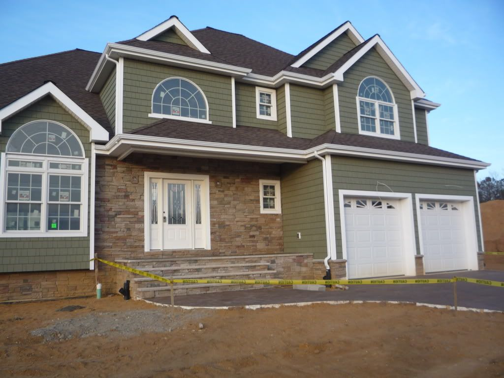 Lakeshore Fern By Mastic Siding Color Choices In 2019