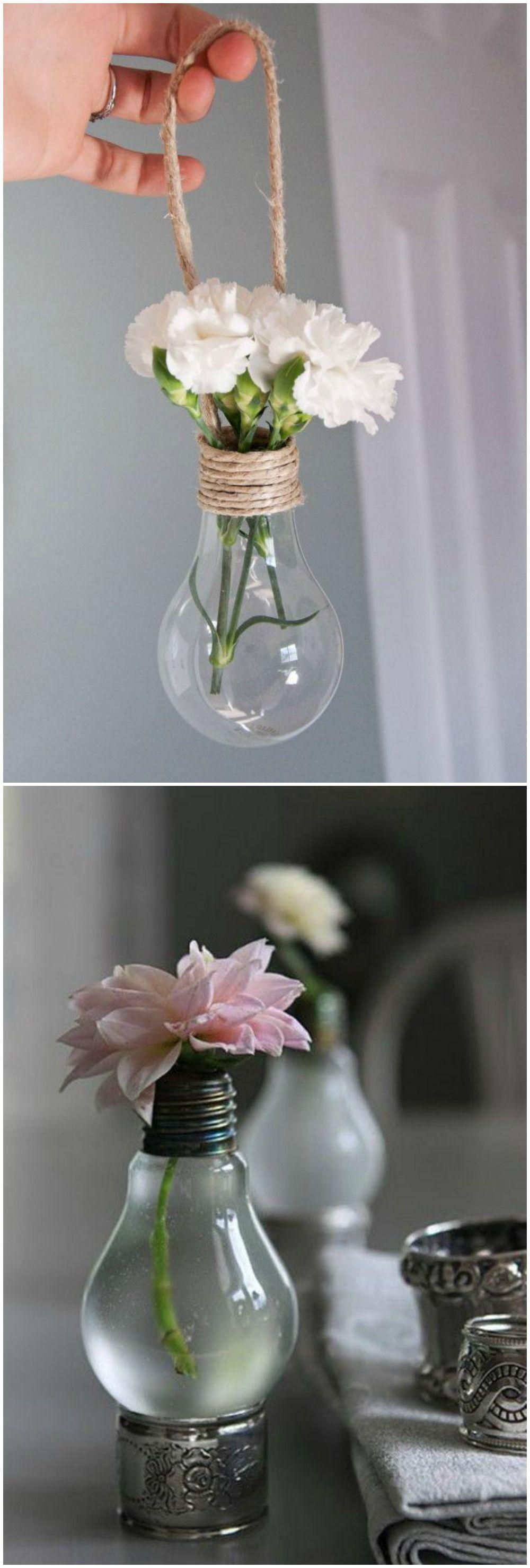 bombillas recicladas deko dekoration und gl hbirnen. Black Bedroom Furniture Sets. Home Design Ideas