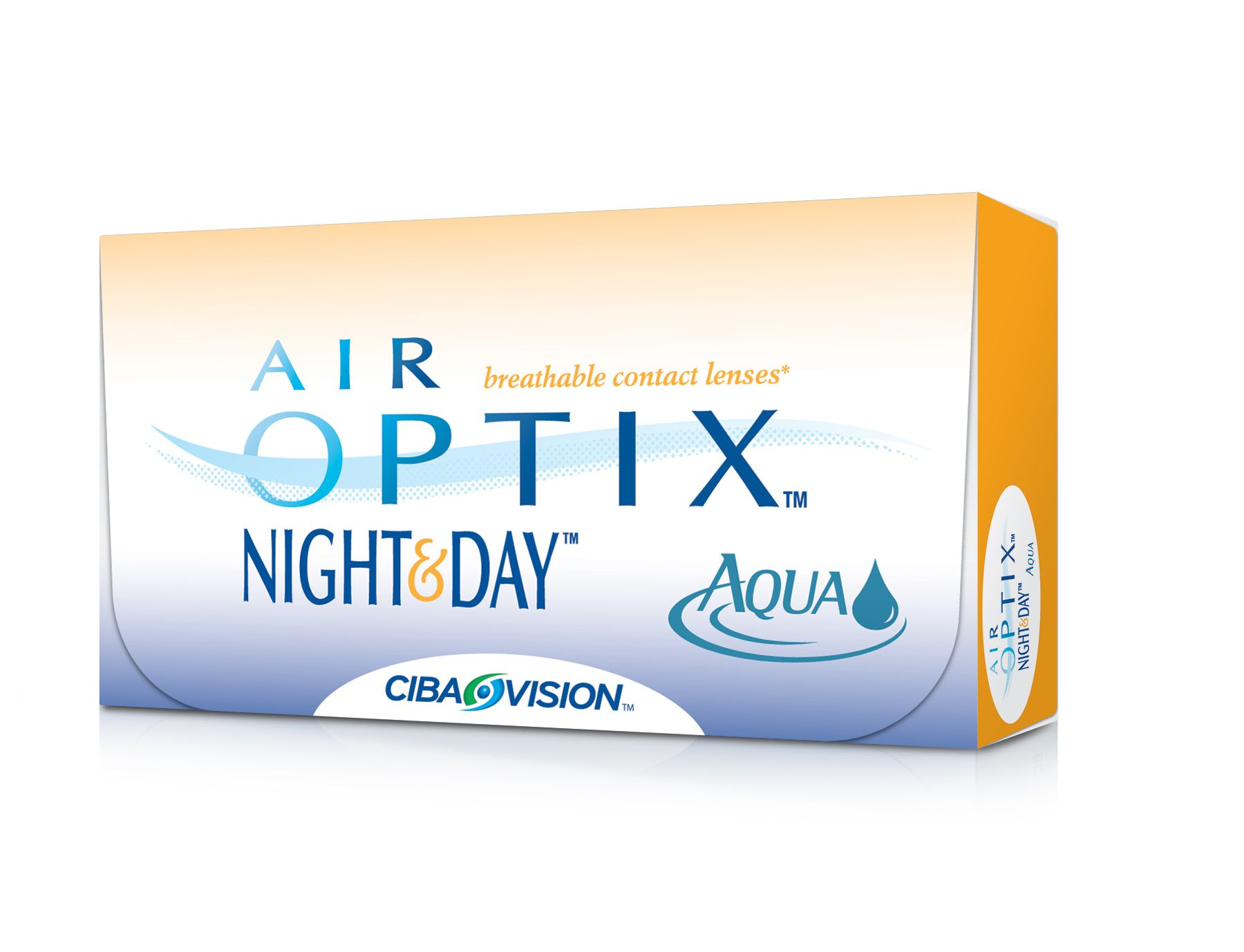 Air Optix Night & Day Aqua Air optix, Day for night