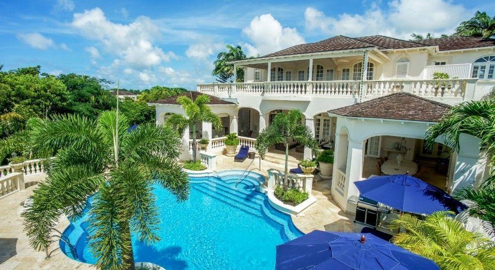 Pin on Barbados Villas and Vacation Rentals