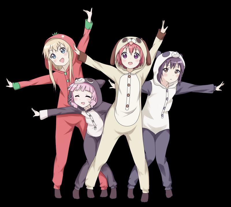 Resultado de imagem para yuru yuri