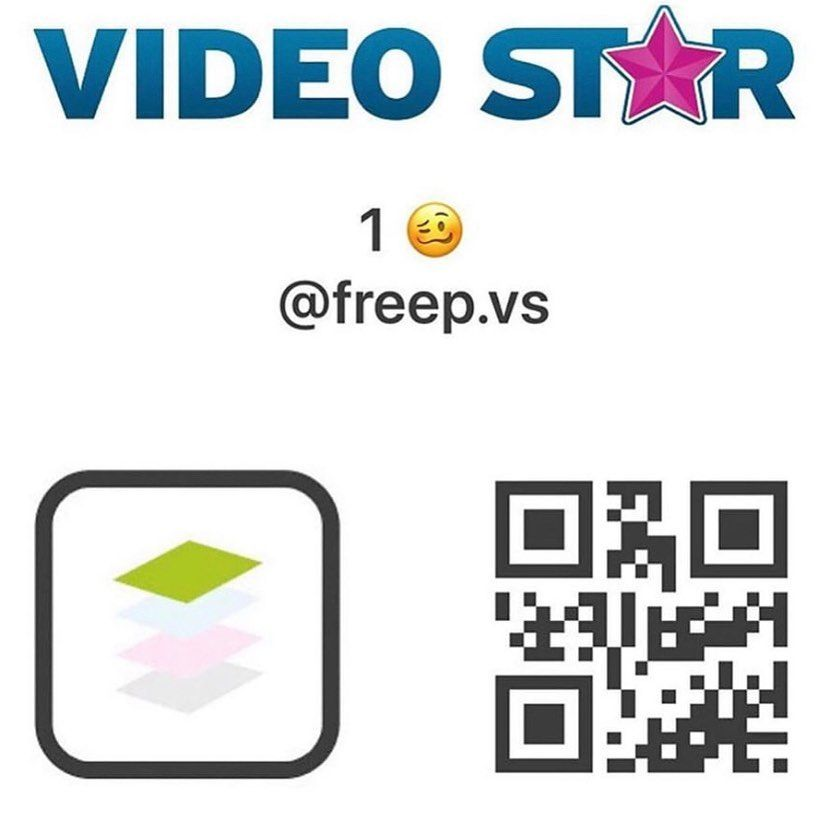 Video Star Free Codes On Instagram Free Freep Vs Coding Video Editing Apps Free Qr Code