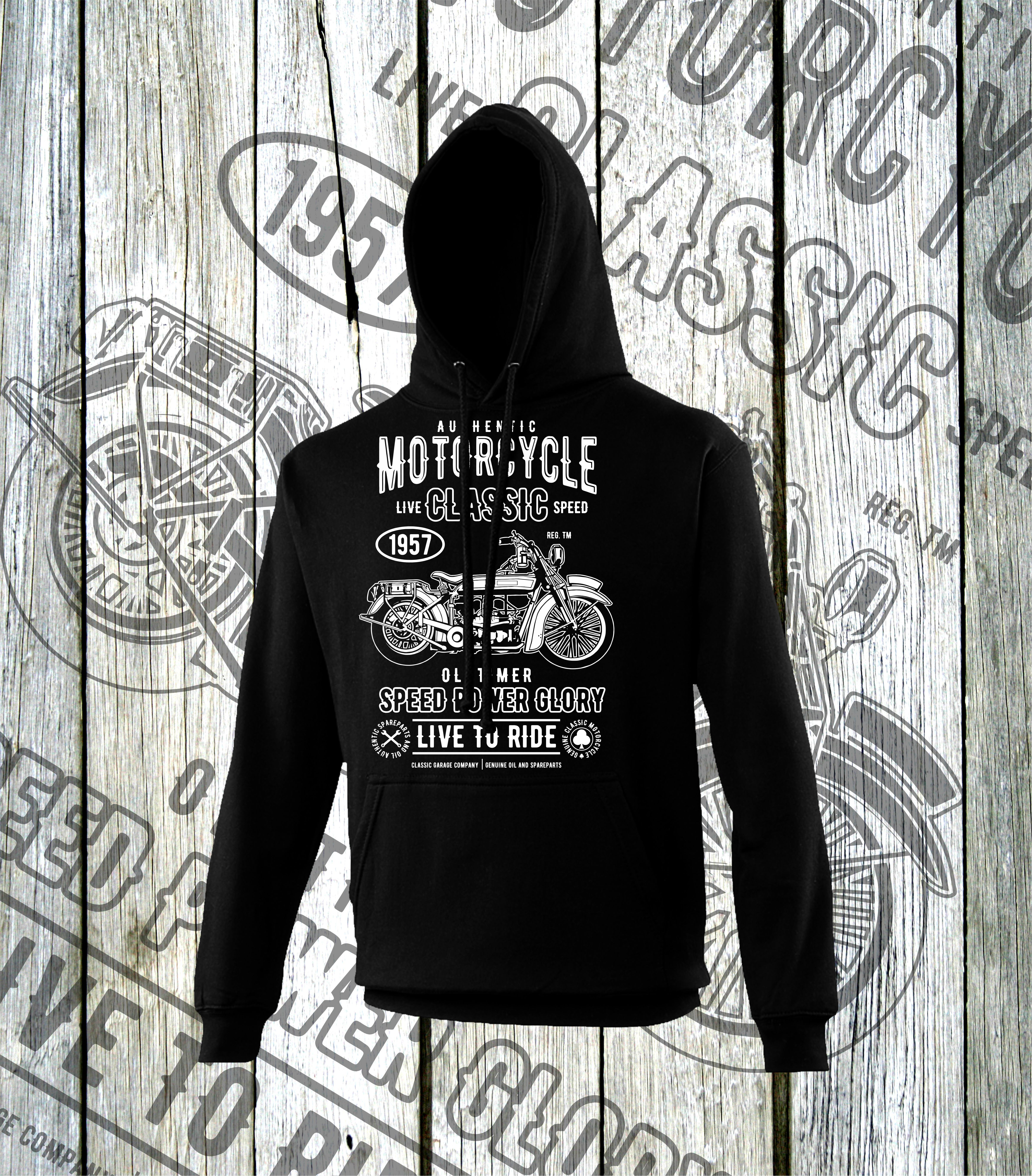 Bike Racing Unisex /& Kids T-shirt No Speed Limits Motorcycle Club Biker