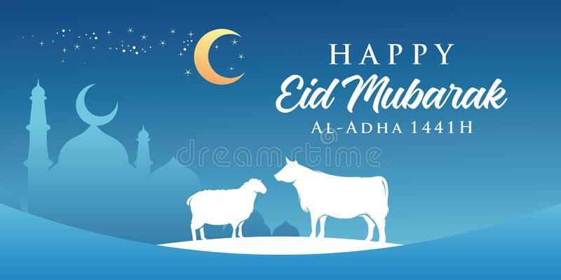 Happy New Hijri Year 1441 Vector Illustration Happy Islamic New Year Graphic D Sponsored Sponsored A Happy Islamic New Year Islamic New Year Hijri Year