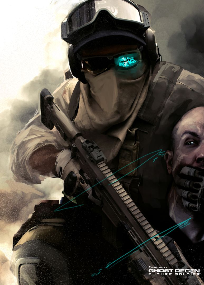 Ghost+Recon+Future+Soldier+Official+Art+#8+by+DarkApp ...
