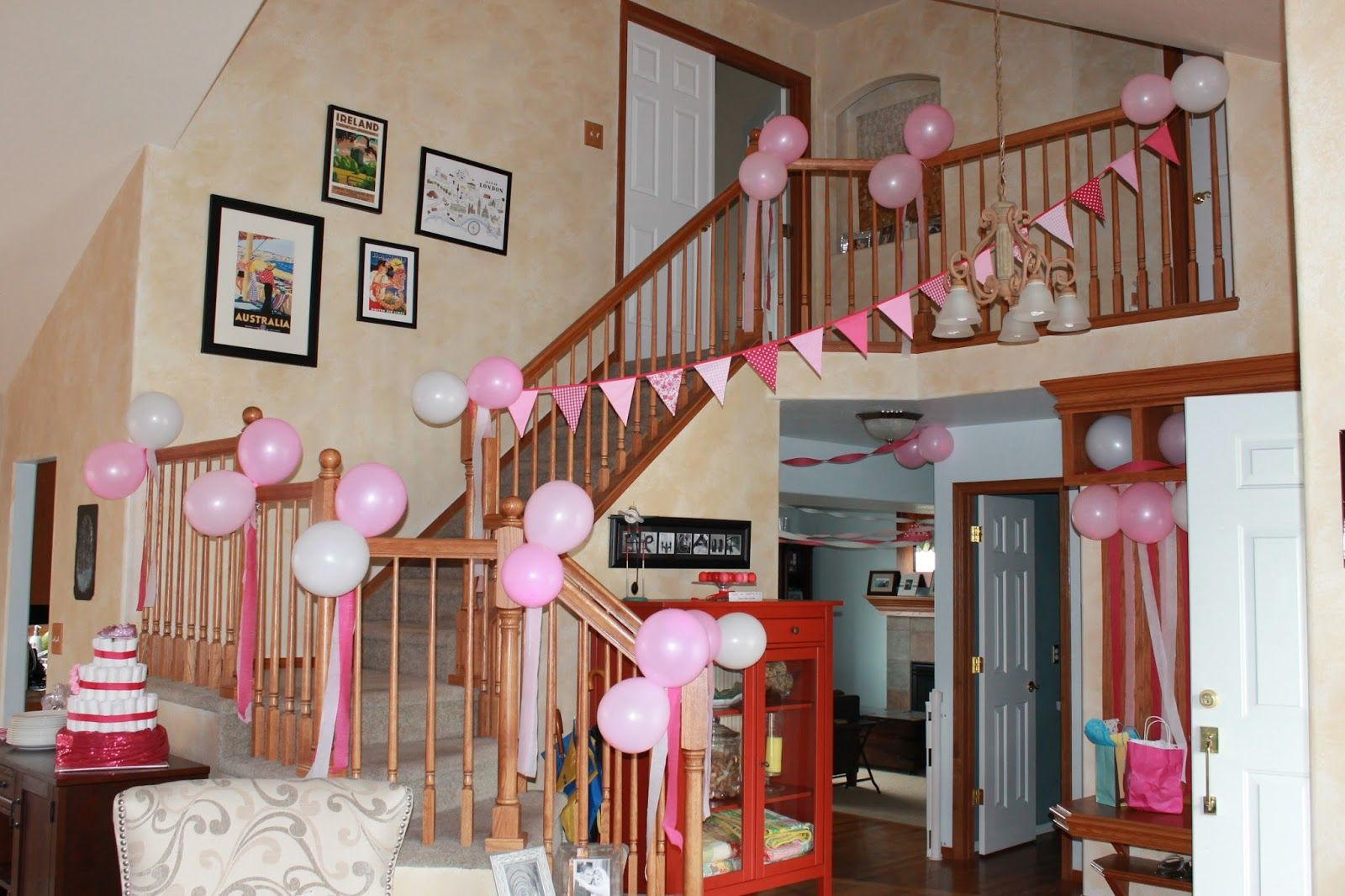 welcome home baby decorations - Google Search | Welcome ...