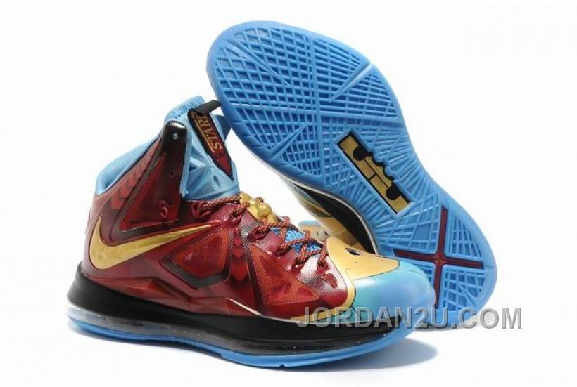 best sneakers d9a0b 9a3d5 Lebron James Chaussures 2013 Nike Lebron X (10) Ironman 3 En Ligne Nike Zoom