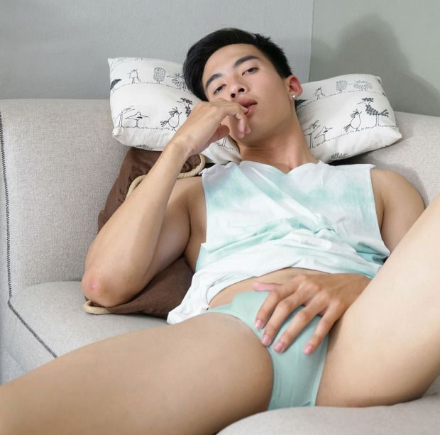 hot gay asian