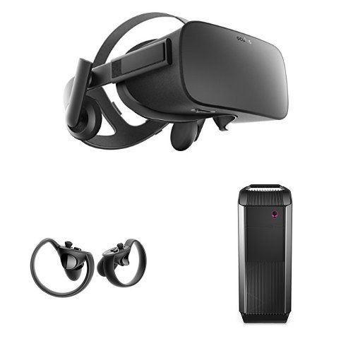c51d26c2c0b Alienware AUR52571SLV Desktop Oculus Rift Touch Virtual Reality Bundle    You can find out more details at the link of the image.Note It is affiliate  link to ...