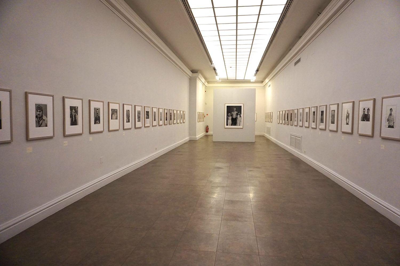 """""""Māris Maskalāns. Nagļi"""" #Exposición Real Academia de Bellas Artes de San Fernando #Rabasf #Madrid #Fotogafía #Photography #PHE16 #PHOTOESPAÑA #Arterecord 2016 https://twitter.com/arterecord"""