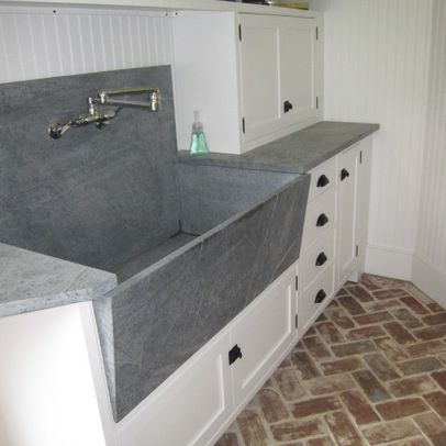 Eclectic Laundry Room Large Laundry Rooms Basement Laundry Room Laundry Room Sink