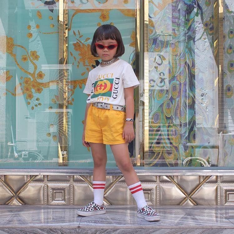 Essa E A Crianca Mais Estilosa Do Mundo Em 2020 Ideias De Moda