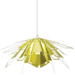Bendant Lamp Chartreuse, $149, now featured on Fab.