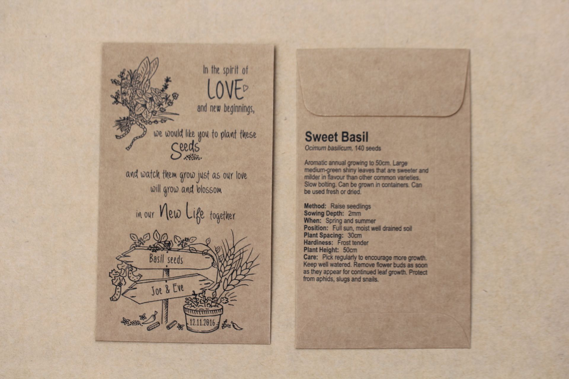 pin by theseedcollection on custom printed seed packets