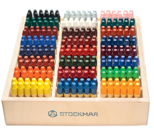 Stockmar 288 Wax Crayons Case. Love the look of these but they need more colour options!