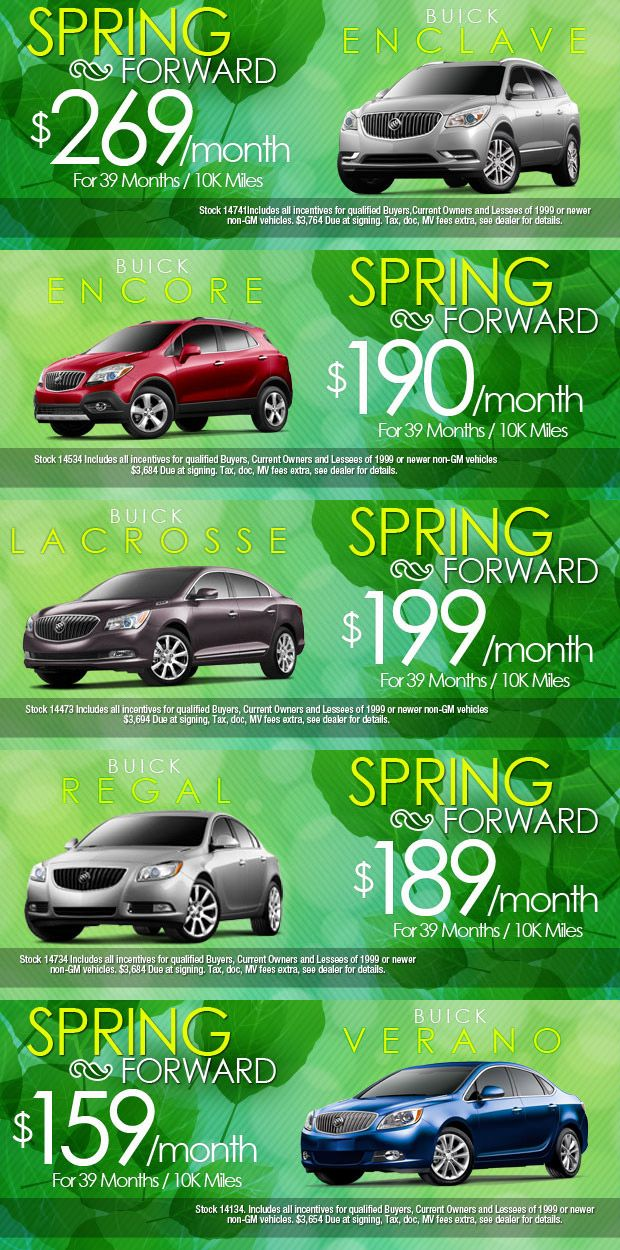 buick offers at perrine spring buick buick gmc buick gmc pinterest