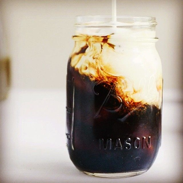 -: Summer Shine :- Cold Brew Iced Coffee