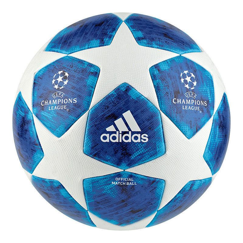 8e6d569e3 Adidas UEFA CHAMPIONS LEAGUE FINAL 2018 OFFICIAL MATCH BALL Red MAde in  Pakistan  adidas
