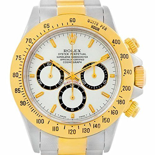 f9712480e24 Rolex Daytona automatic-self-wind yellow mens Watch 16523 (Certified  Pre-owned
