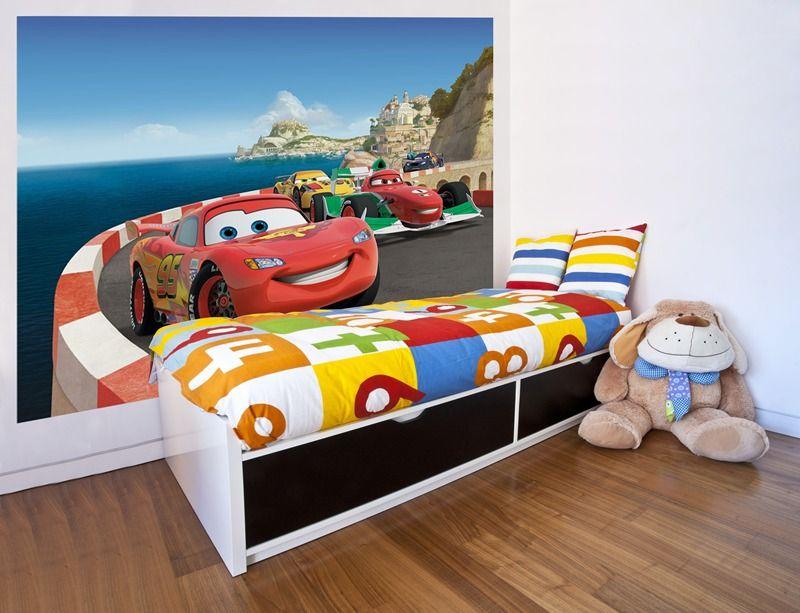 Fotomurales disney para decoraci n de habitaciones - Fotomurales pared ...