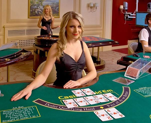 Pin on Sexy Casino Dealers