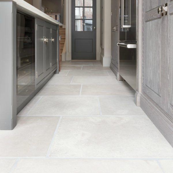 Brampton Limestone Tumbled Hm Stone Library 1 Stone Tile Flooring House Flooring Tile Floor Living Room