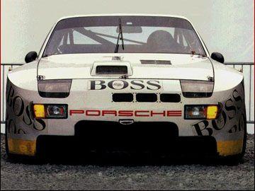Porsche 924 Carrera GTP GTR Le Mans