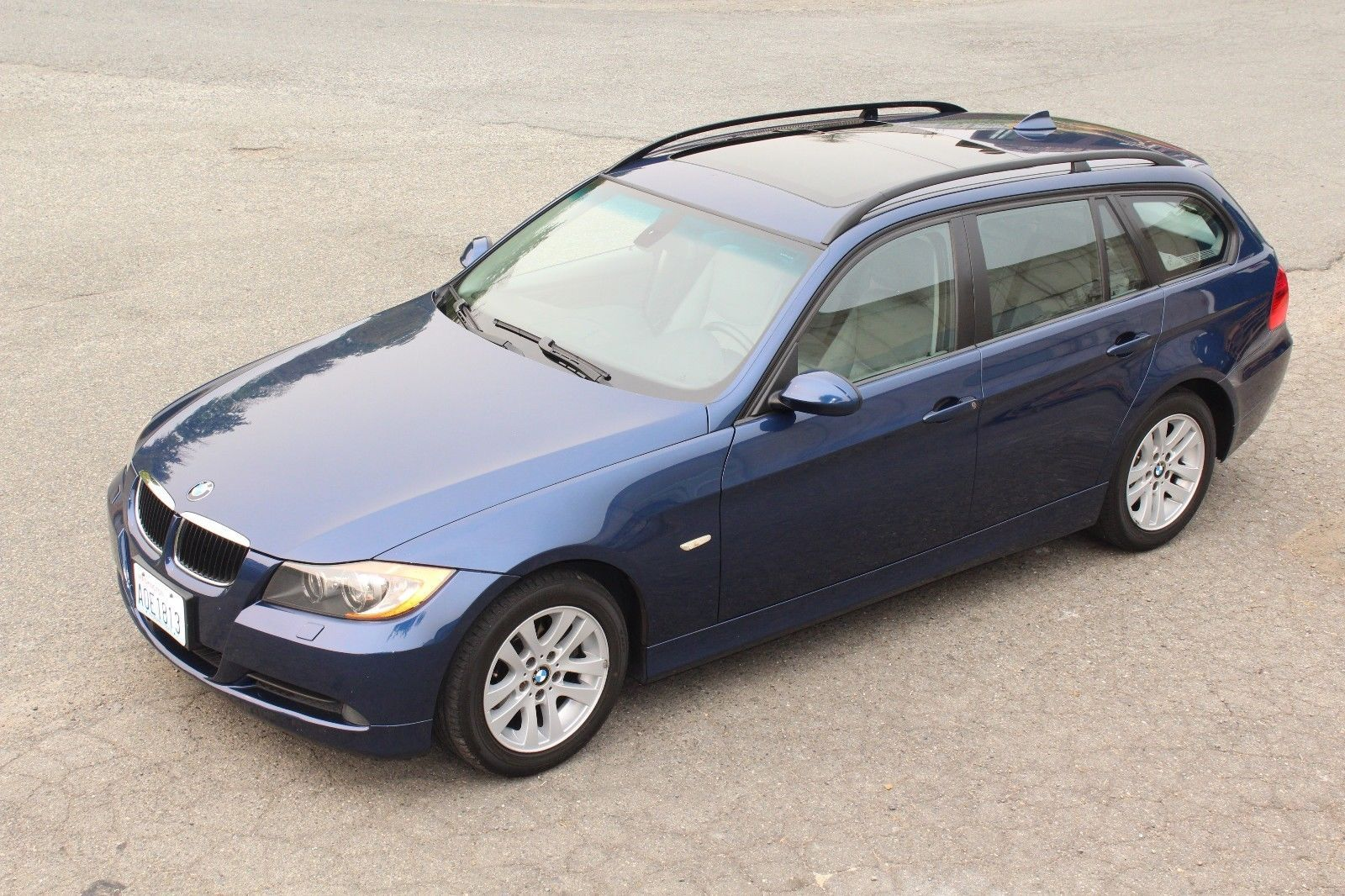 Awesome Awesome BMW Series BMW Xi Touring Rare - 2006 bmw 325xi manual