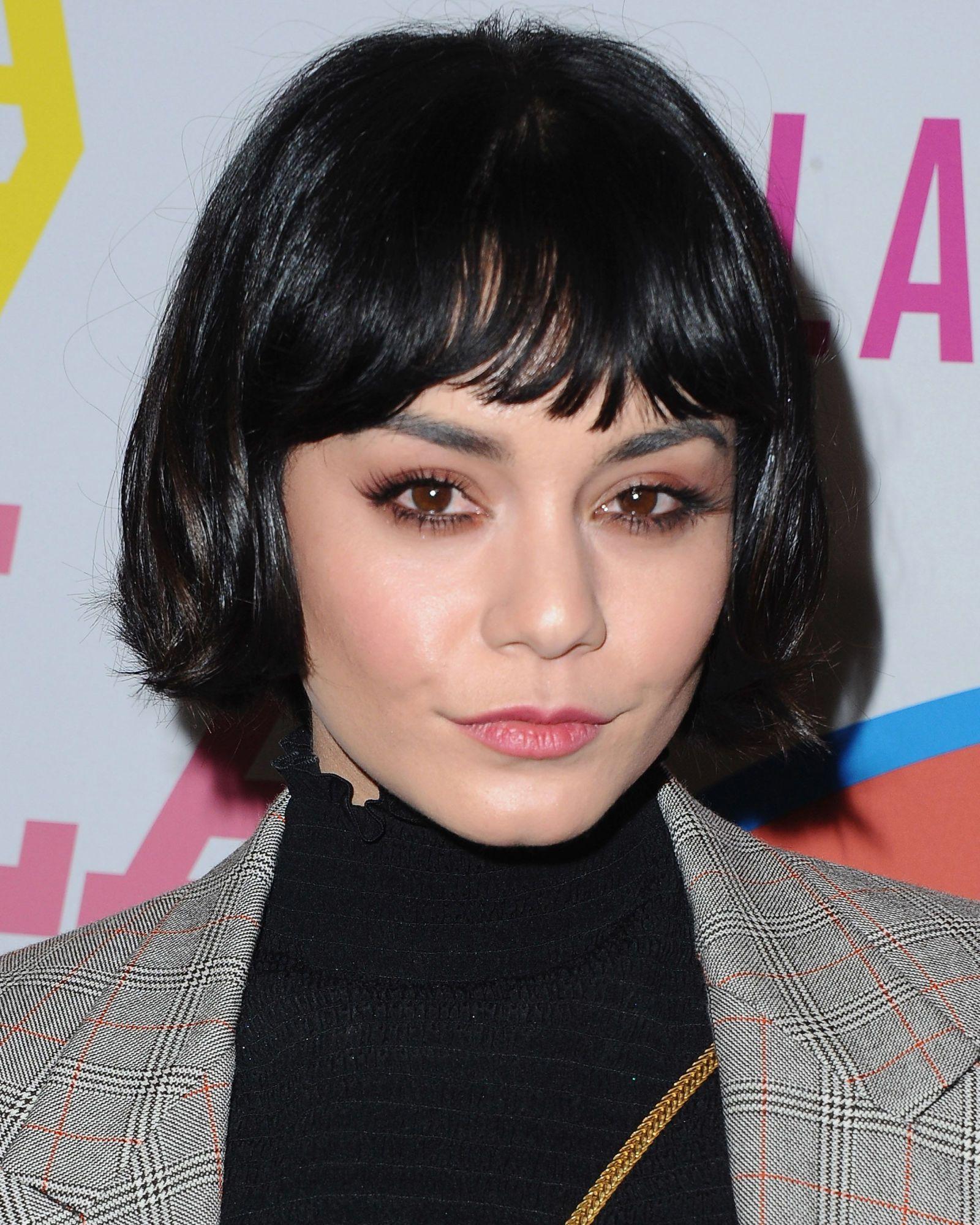 Vanessa hudgens bangs like your