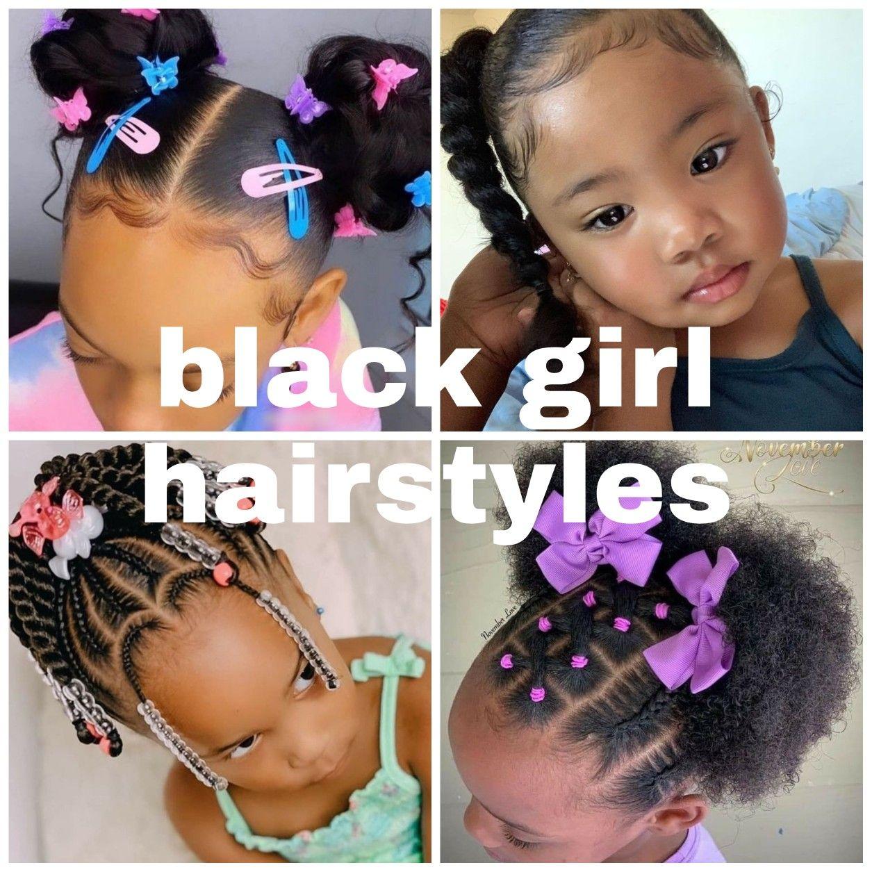 Pin On Black Girl Hairsyles