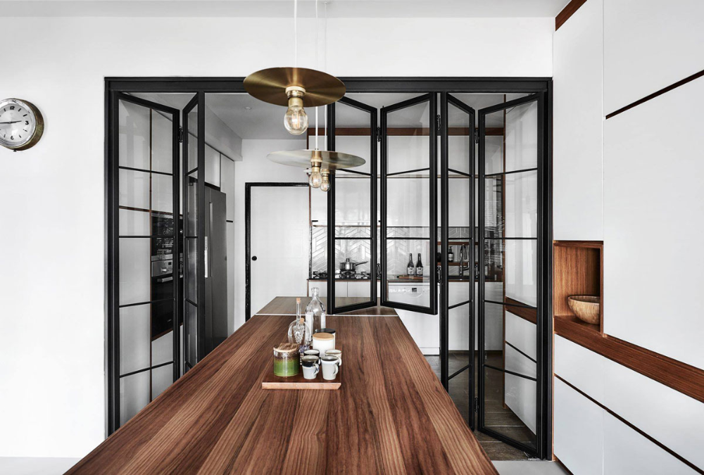 The Great Divide 8 Wet And Dry Kitchen Ideas In Singapore In 2020