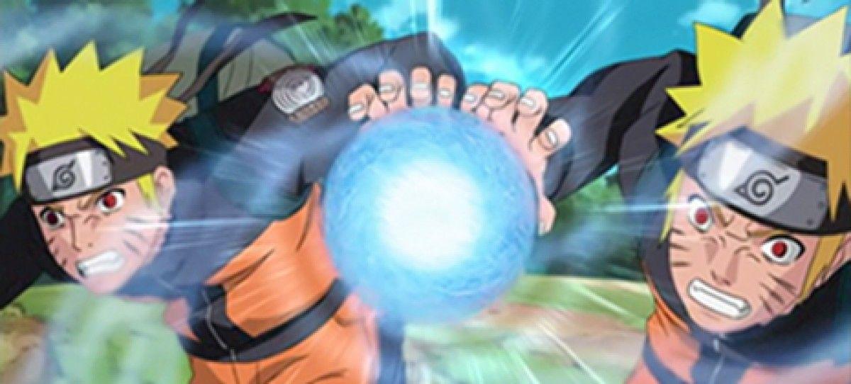Naruto Tecnica Odama Rasengan Naruto