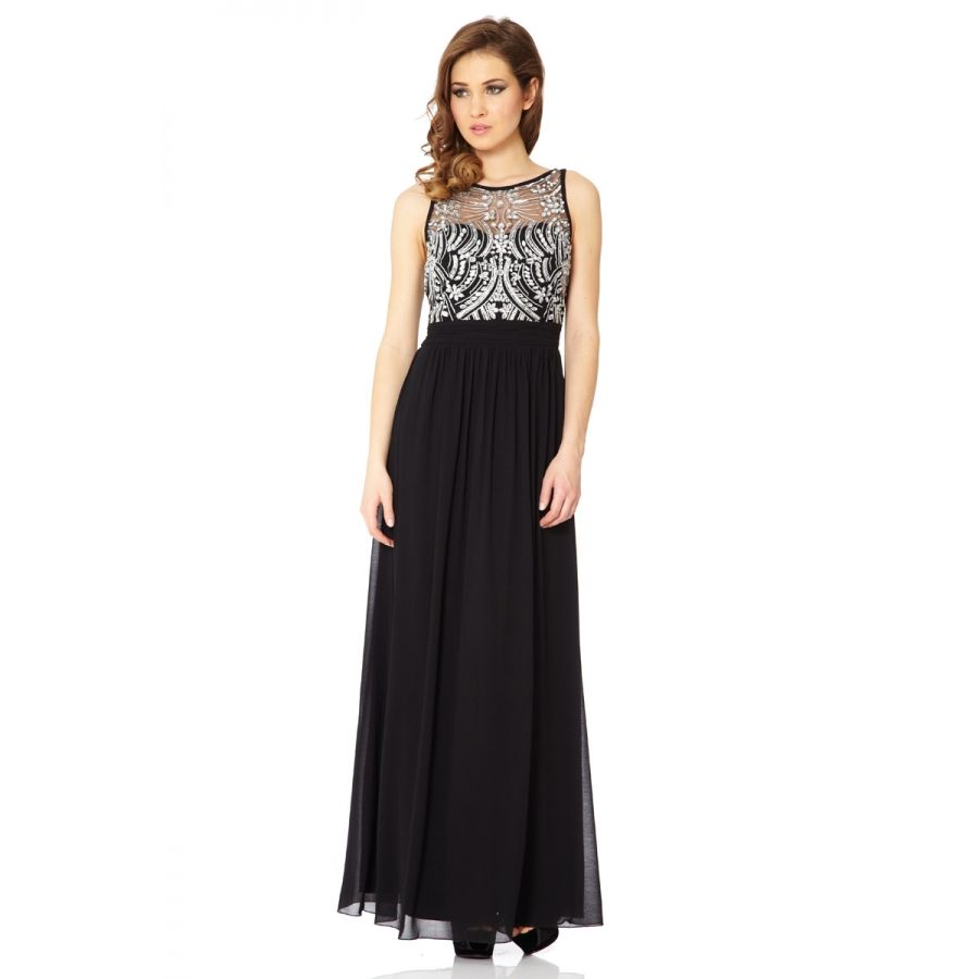12+ Silver maxi dresses for weddings info