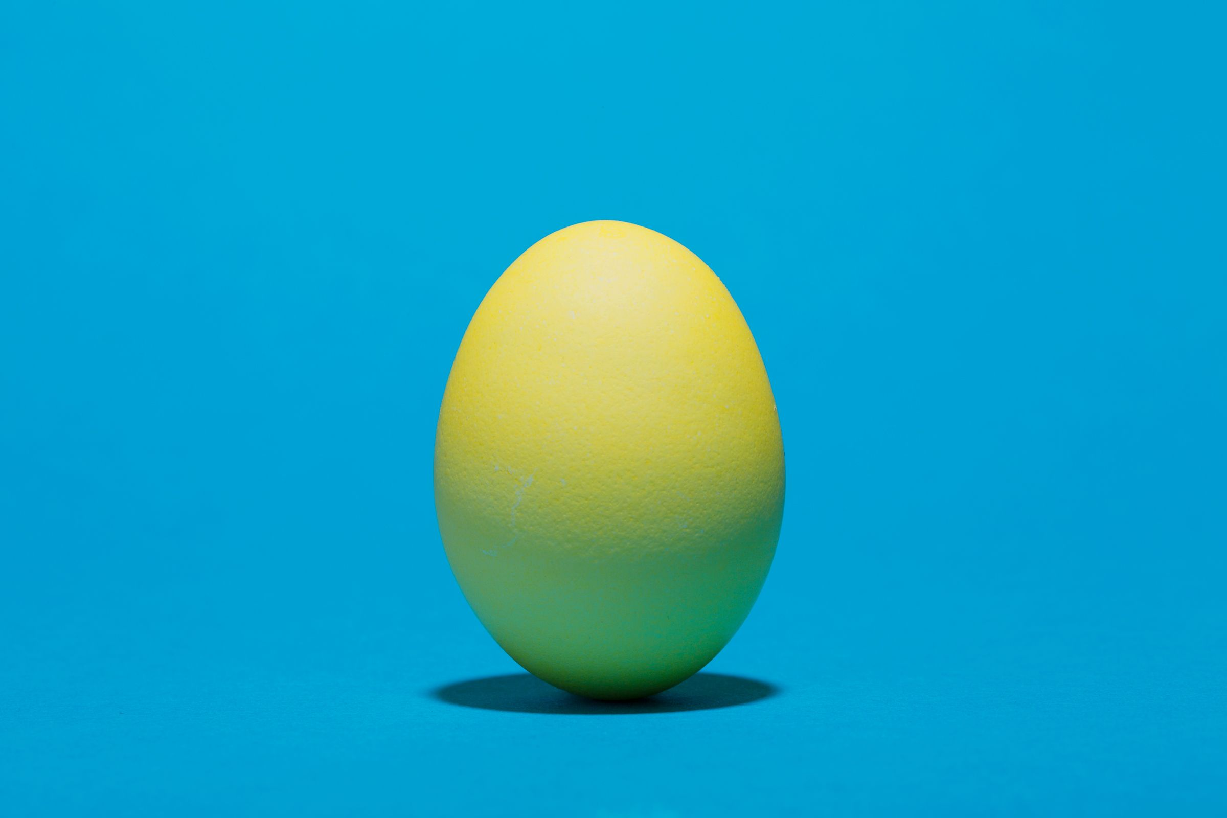 The Science Behind A Perfectly Dyed Easter Egg