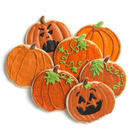 Pumpkin Cookie Cutter - 3\ - halloween pumpkin cookies decorating