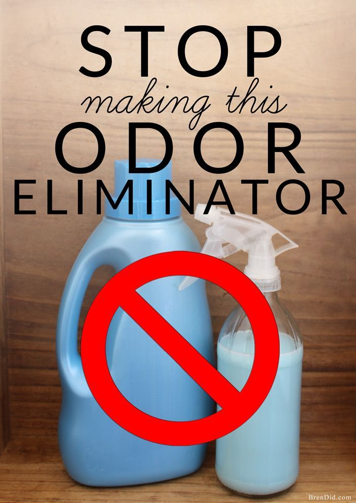 Homemade Cleaner Warning Cleaning Hacks Odor Eliminator Room