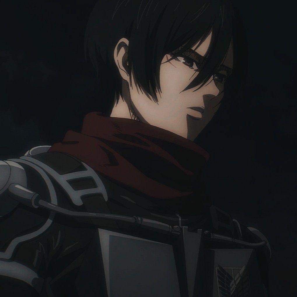 Mikasa Ackerman Icons In 2021 Attack On Titan Anime Anime Attack On Titan