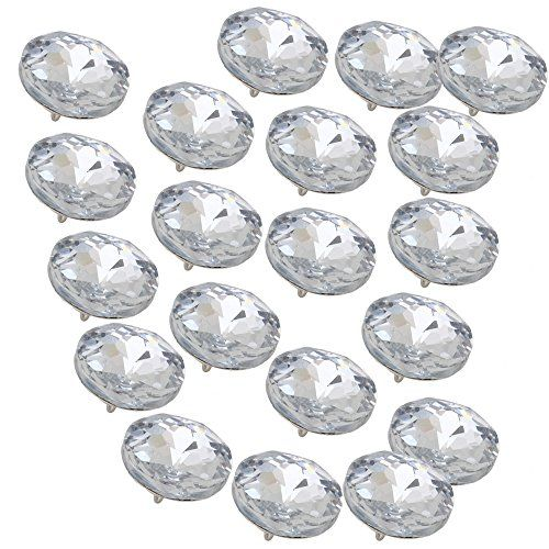 Sofa Headboard Upholstery Crystal Buttons Pack of 20 (Diameter:25mm) Arts, Crafts & Sewing http://www.amazon.com/dp/B012V1MZHG/ref=cm_sw_r_pi_dp_unV9vb15Z0EKJ