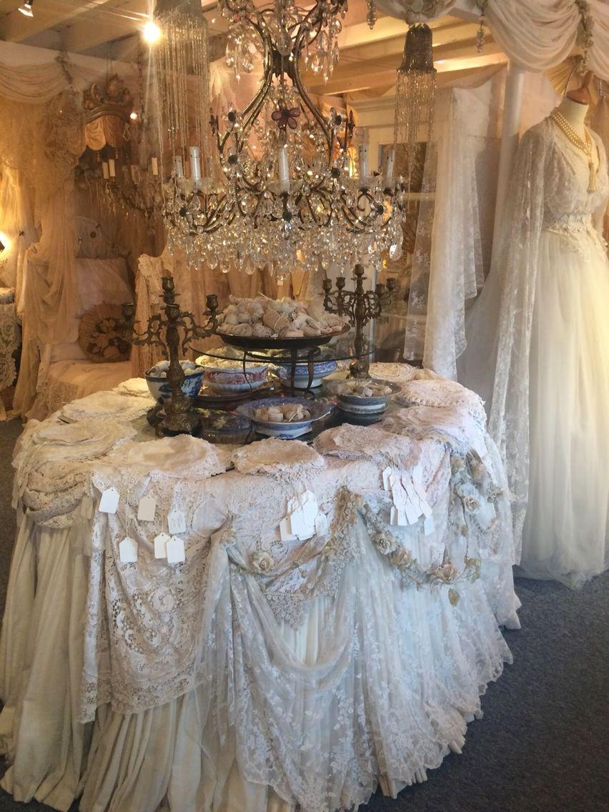 Sheelin lace shop 3 low hanging chandelier 3 shabby chic home 3 sheelin lace shop 3 low hanging chandelier 3 arubaitofo Gallery